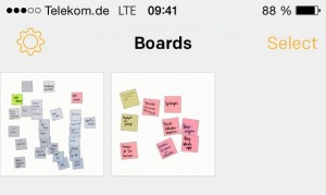 Organisation in sogenannten Boards