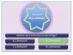 Wer Wird Millionär Quiz